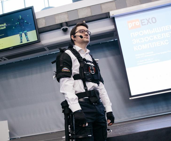 Инженеры Ростеха создали экзоскелеты для промышленности и медицины