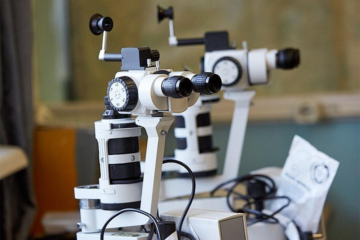 «Швабе» показал офтальмологическое оборудование на Петербургском форуме здоровья