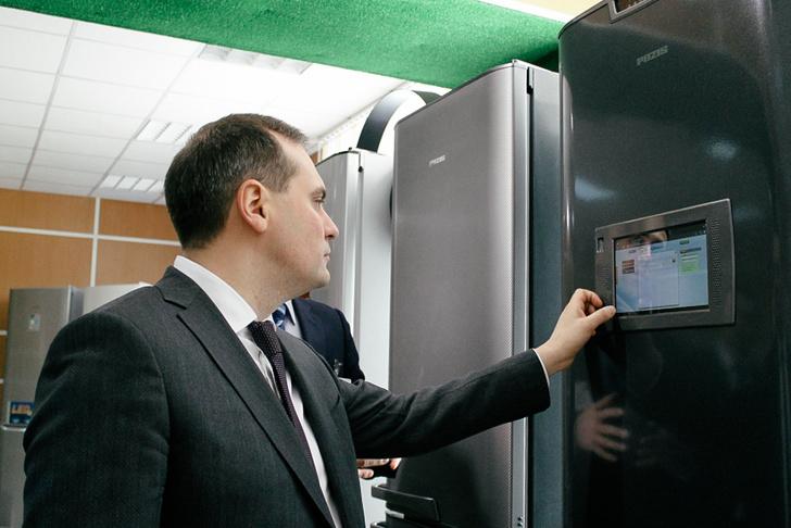 «ПОЗиС» проводит испытания «умного» холодильника