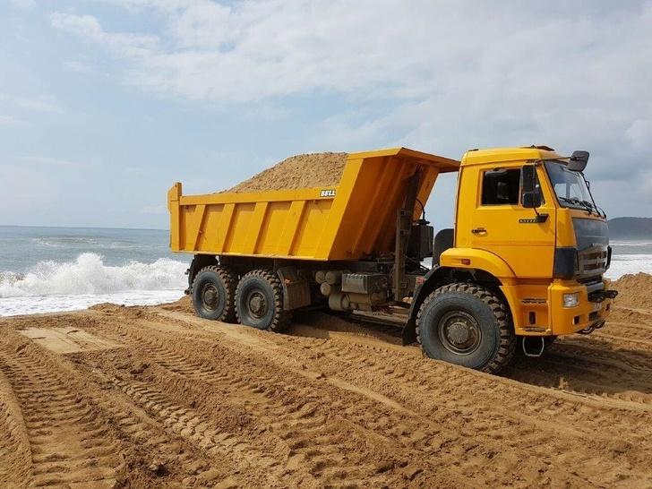 КАМАЗ поставил первую партию грузовиков в ЮАР