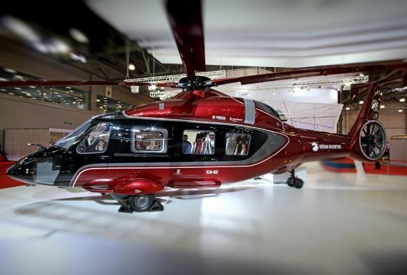 Пять вертолетов будущего по версии Forbes