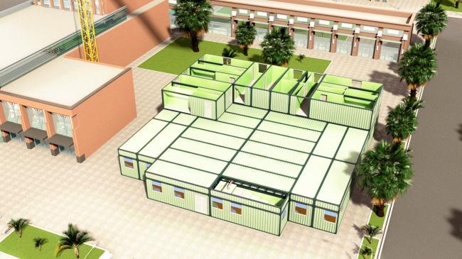 Миасский завод медоборудования запускает производство модульных зданий