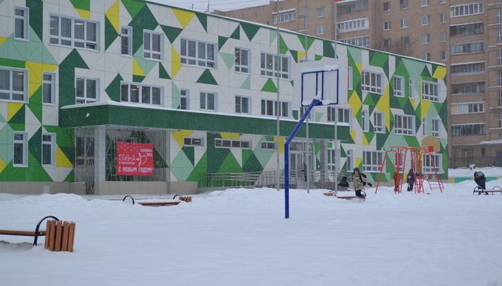 Новые школы открылись в Московской и Рязанской области