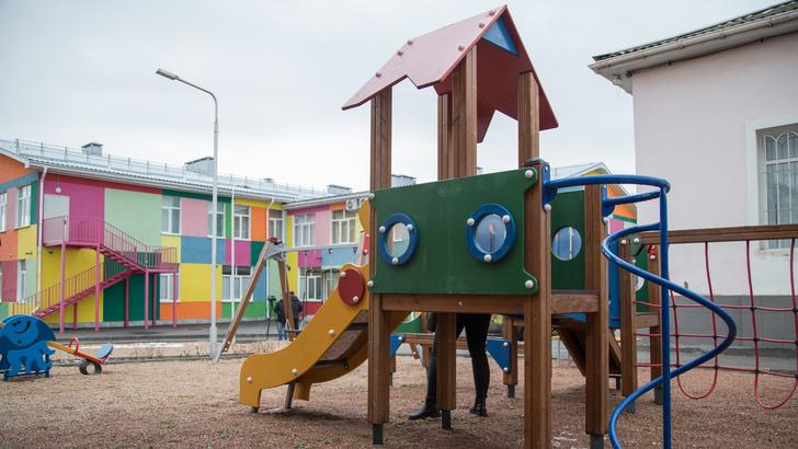 Сделано в России. ВКрыму завершено строительство пяти детских садов