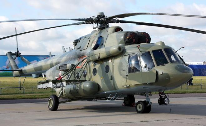 Казанский вертолетный завод досрочно передал Минобороны РФ партию военно-транспортных вертолетов Ми-8МТВ-5-1