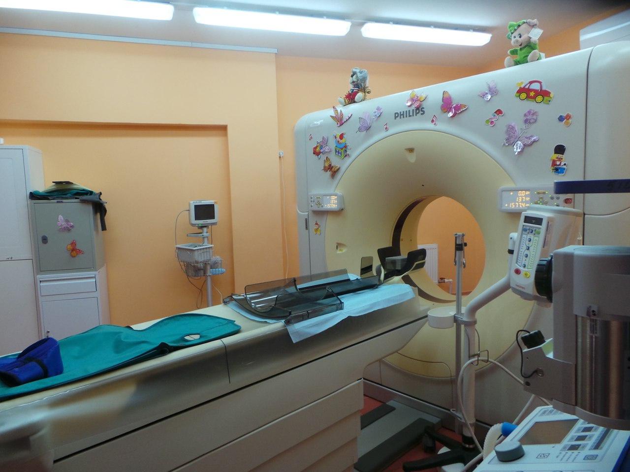 Детская поликлиника в инорсе в уфе