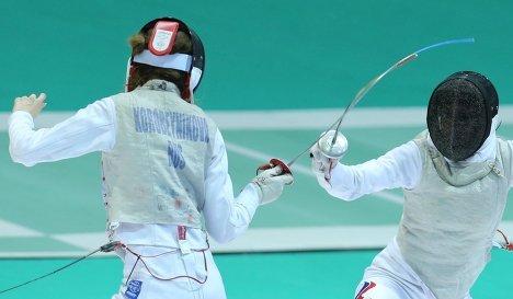 Лариса Коробейникова (слева) и Инна Дериглазова
