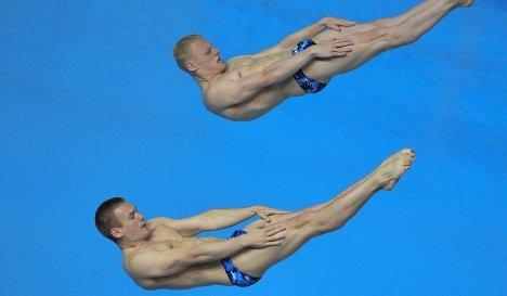 Универсиада. 7-й день. Синхронные прыжки в воду. Финал