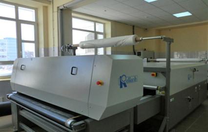 Ламинатор для производства многослойных (композиционных) материалов