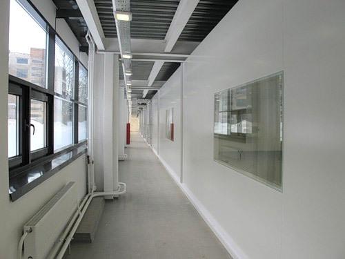 «Чистые помещения» на «Светлана-Лед». Фото - «РОСНАНОКЛИМАТ»