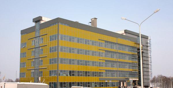 Здание Научно-внедренческого центра