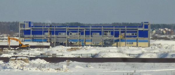 На левобережной площадке ОЭЗ строительство собственного комплекса ведет компания «Промтех-Дубна»