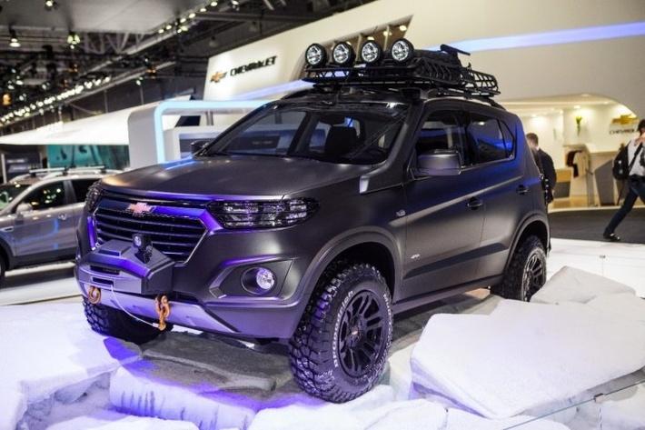 Больше от Лады: Стали известны подробности производства новой Chevrolet NIVA