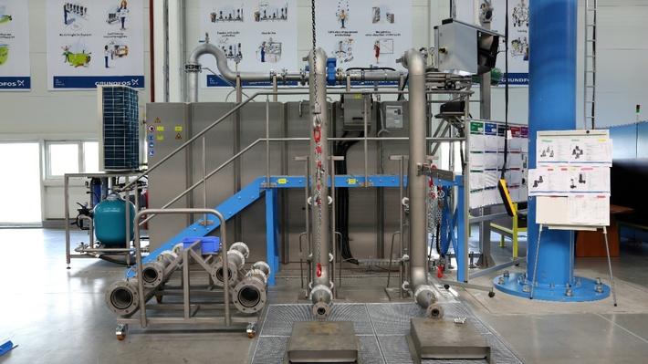 GRUNDFOS: Насосы для водоотведения теперь производятся в России