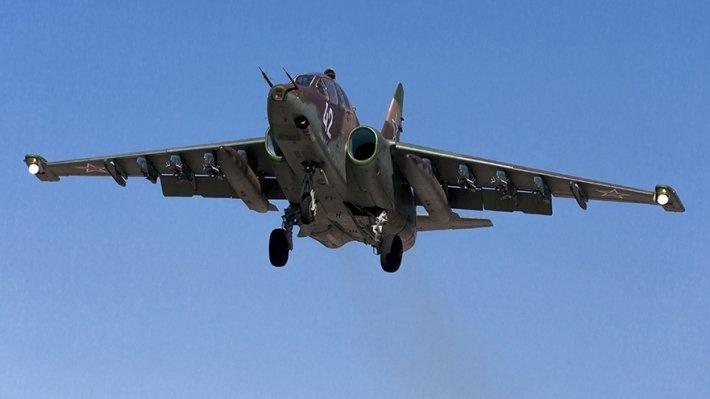 Модернизированные штурмовики Су-25СМ3 пополнили авиацию ЮВО