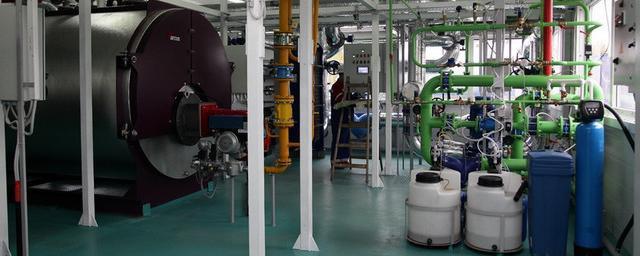 В Балахне открылась новая газовая котельная