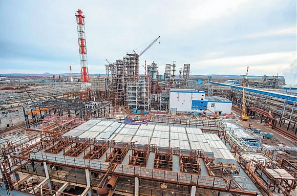 """""""Газпром нефтехим Салават"""" запустил блок фильтрационной очистки на НПЗ"""