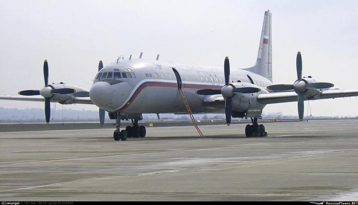 Ил-18В