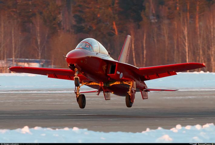 02.02.2017 Фото:Сергей Лукоянов / russianplanes.net