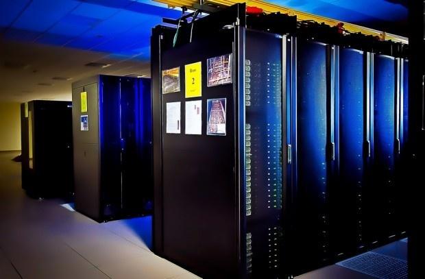Сбербанк представил самый мощный в России суперкомпьютер Christofari