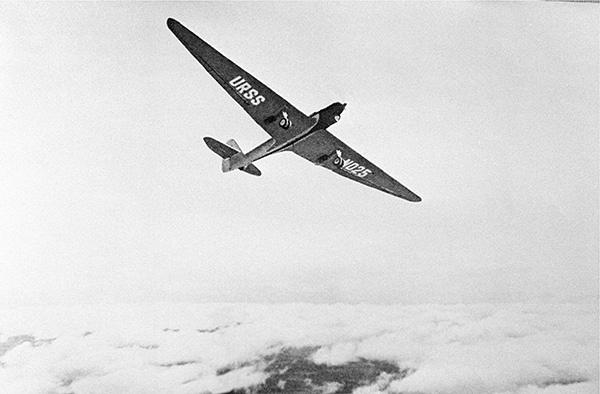 Самолет АНТ-25, 1937 год. Фото: Иван Шагин / ТАСС