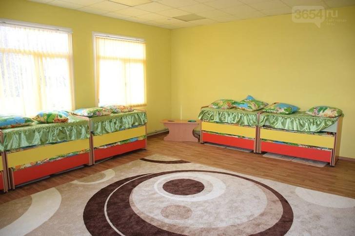 Модульный детский сад на 100 мест открыт в Крыму