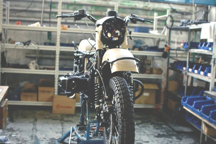 """Как делают мотоциклы """"Урал"""" история, мотоцикл, производство, россия, урал, фотография"""