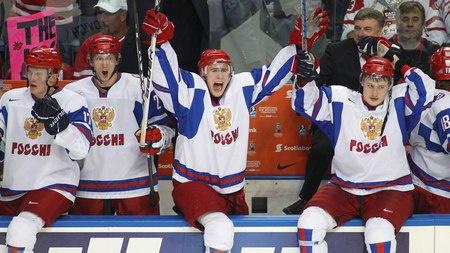 Сборная России / Фото: © Gettyimages/Fotobank.ru