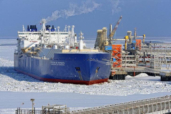 НОВАТЭК запустил вторую технологическую линию Ямал СПГ