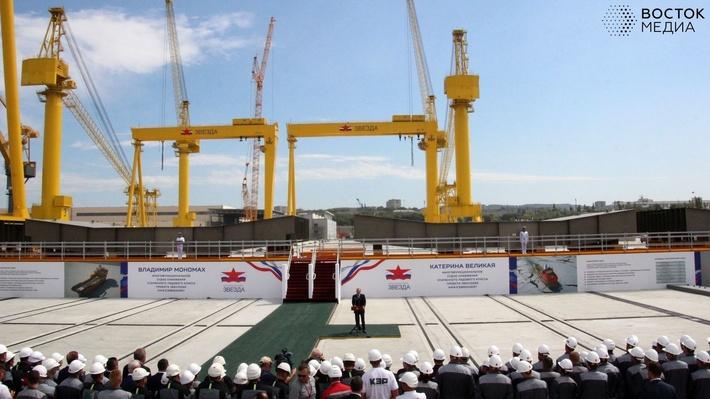 Russian Naval Shipbuilding Industry: News - Page 11 CzAwMS5yYWRpa2FsLnJ1L2kxOTMvMTcwOS9kMC9iZWE5OTBmOTBiYTguanBn
