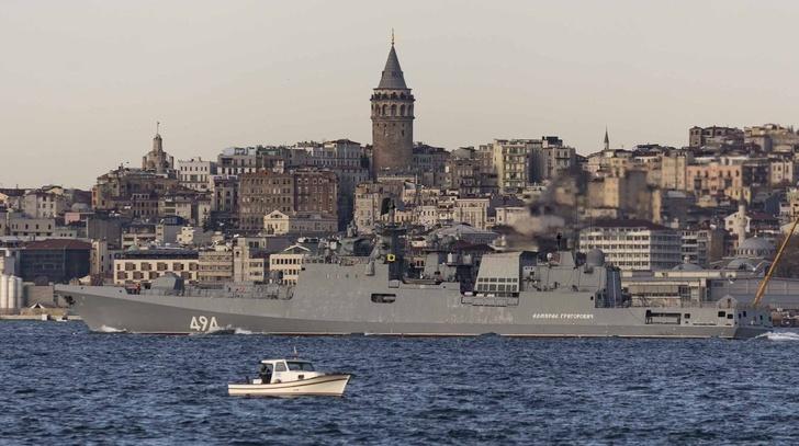 Туреччина закрила порти для кораблів, які заходили в окупований Крим, - Луценко - Цензор.НЕТ 3709
