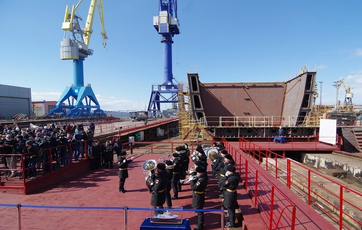 Итоги 2017 года: закладка новых кораблей