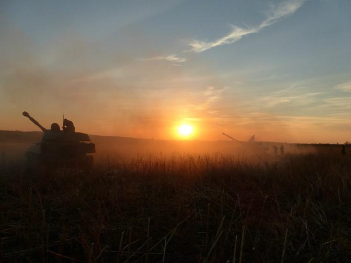 Новороссия. Сводка с фронта за период с 05 по 09 ноября 2014 года