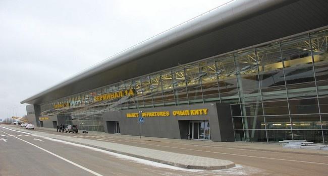 Новый теминал Международного аэропорта «Казань»
