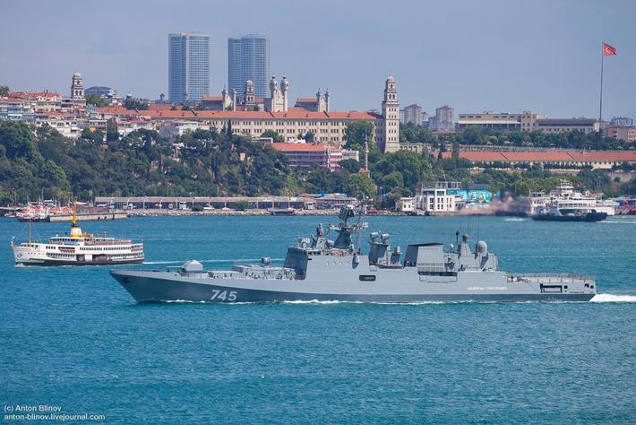 """НАТО начало операцию """"Морской страж"""" по усилению присутствия в Средиземном море - Цензор.НЕТ 3166"""