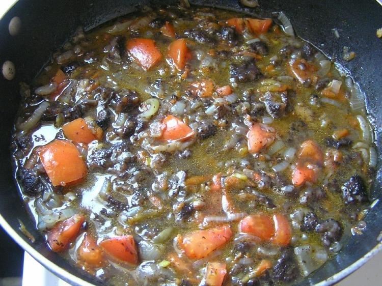 блюда из трепанга рецепт с фото