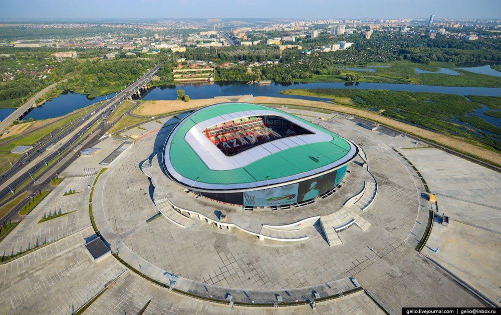 Стадионы К Чемпионату Мира 2018 2014