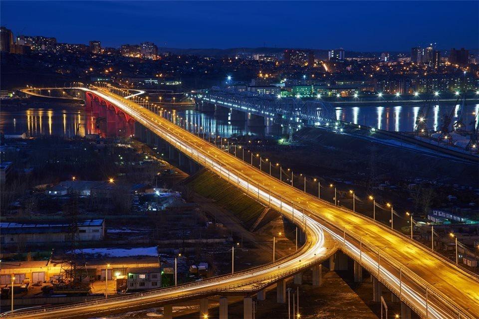 картинки красноярского моста металлические вазы