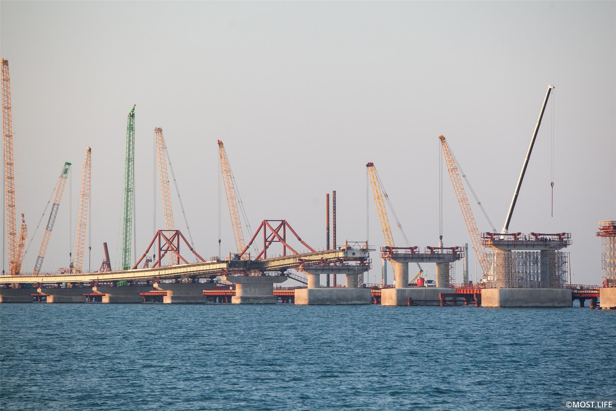 строительство моста в крым сегодня фото исполняла как