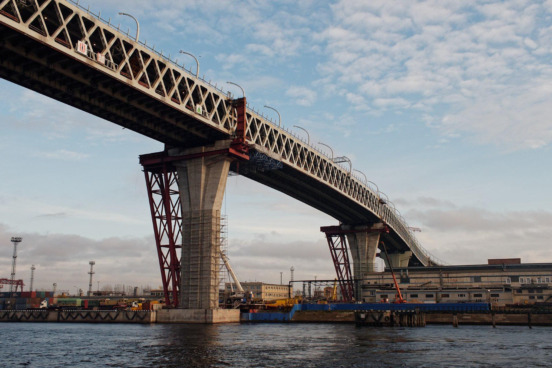 Картинка строительство мостов