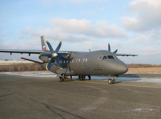 самолёт Ан-140-100 авиации