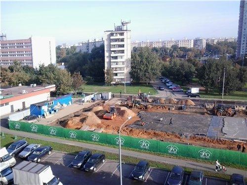 Этапы строительства на 30.08.2013