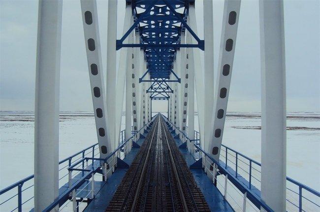 Самые длинные мосты россии фото