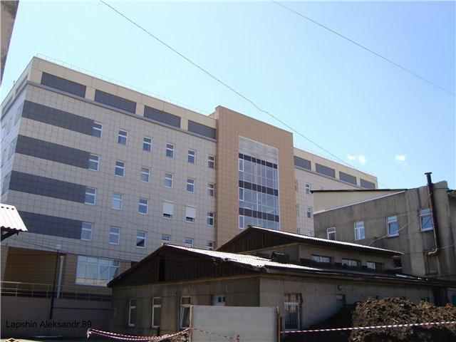 Диагностический центр краевой клинической больницы 1