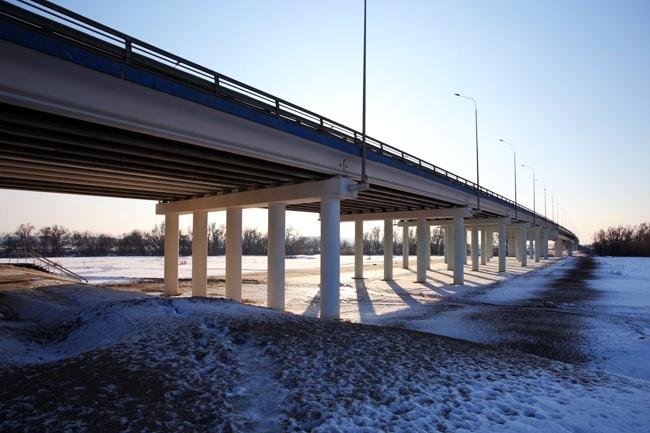 2011.08.16 - Мост через реку Москва (Жуковский) - 620м