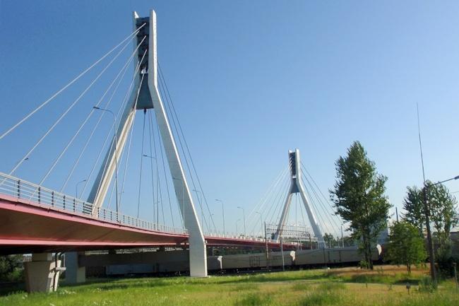 2008.08 Путепровод на проспекте Александровской Фермы (Санкт-Петербург) - 475м