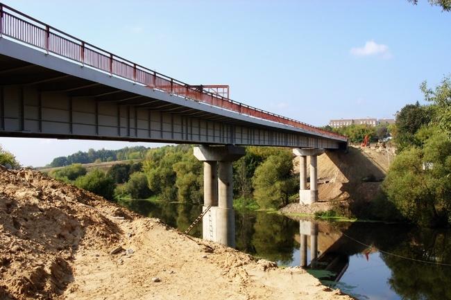 2010.07.31 - Мост через Пахру (поселок Володарского) - 180м