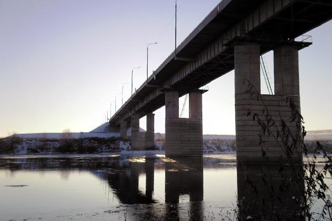 2006.11.24 Мост через реку Дон (Нововоронеж) - 413м