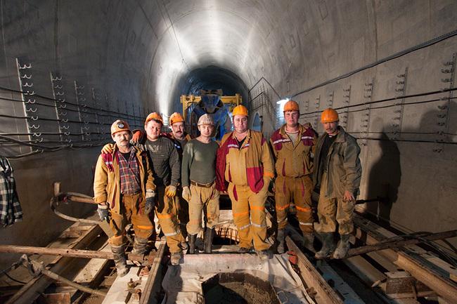 Работа в компании Тоннельный отряд №18 в Красноярске