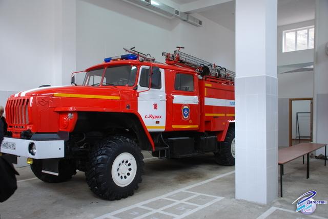 Пожарная часть №25